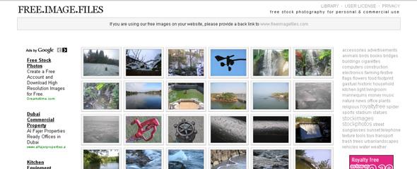 Free Image Files