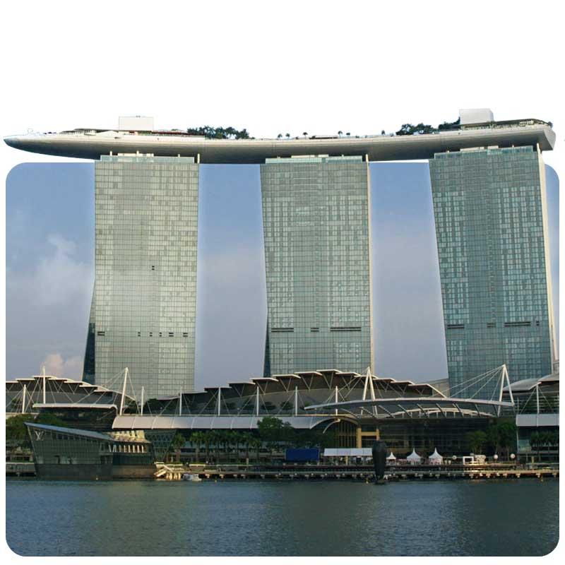 Marina Bay Sands Final Result