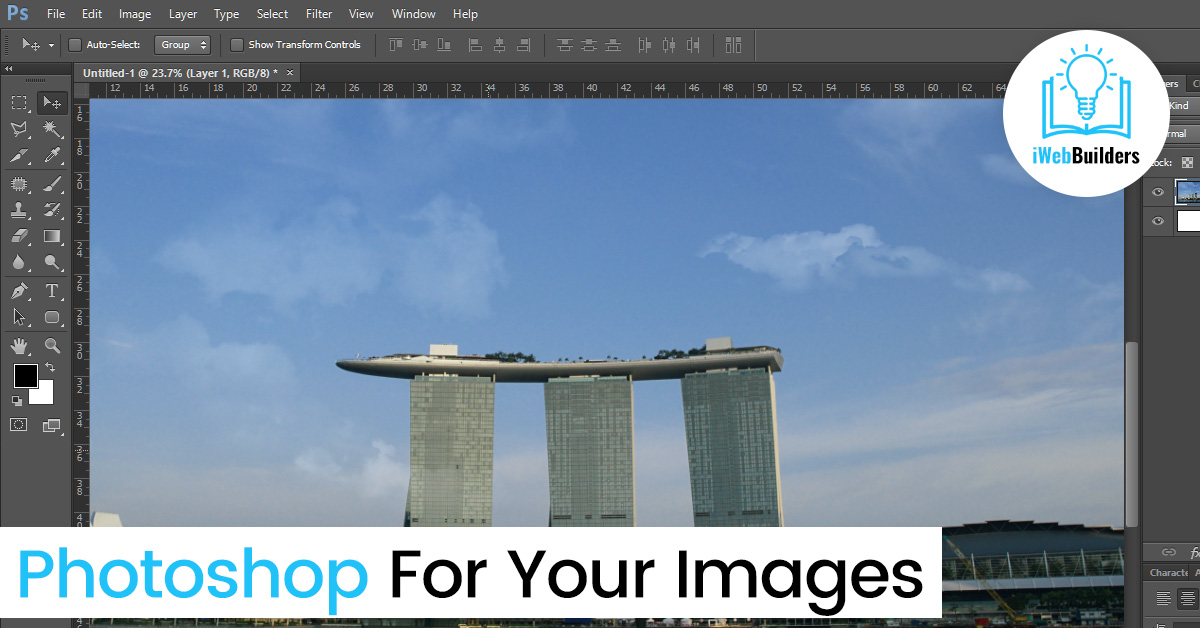 Photoshop For Your Images